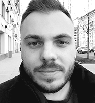 ВИТАЛИЙ РЫНСКИЙ, Co-Founder & Design Director AURA Devices